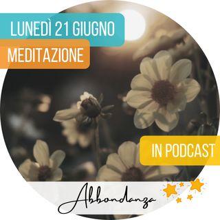 Lunedì 21 Giugno - Meditazione Nomade - La Musifavolista