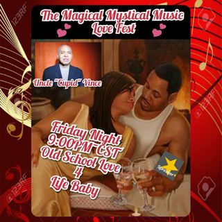 The Magical Mystical Music Show 2-14-2020