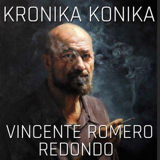 W poszukiwaniu straconego piękna. Vincente Romero Redondo