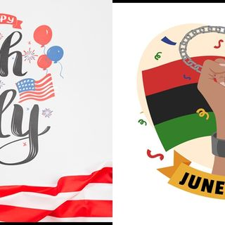 4th of July and Juneteenth (Thoughts From U.S. Military Veterans)