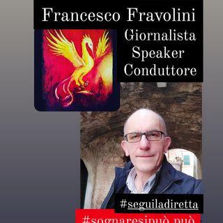 Francesco Fravolini  Giornalista Speaker radiofonico [RTL per esempio] Conduttore