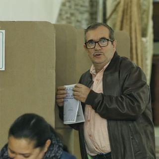 """""""Todo cambio trae temores, pero también expectativas"""": Timochenko"""