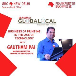 Globalocal Talks with Gautham Pai