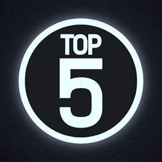 TOP5: le mie 5 Serie TV Preferite