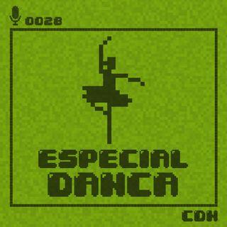 EPISÓDIO PERDIDO 1: Especial dança