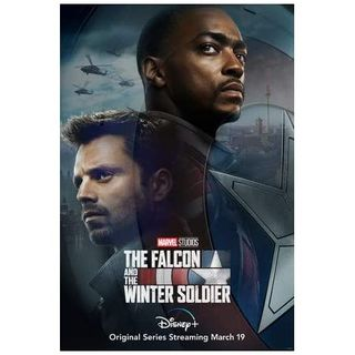 TV Party Tonight: Falcon and the Winter Soldier