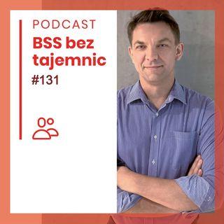 #131 Ludzie BSS - Piotr Boulange