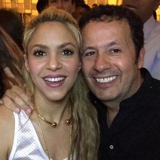 Shakira habla con Alejandro Villalobos
