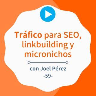 Tráfico como factor de ranking, linkbuilding y micronichos #59