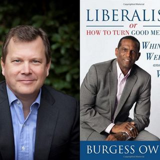 Peter Schweizer, Burgess Owens, Richard Baris & Michael Haltman