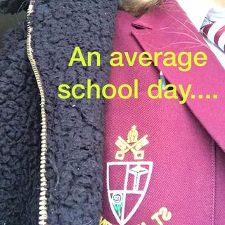 A guide to an average school day!