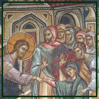 Evening Prayer For the Sixth Monday After Pentecost