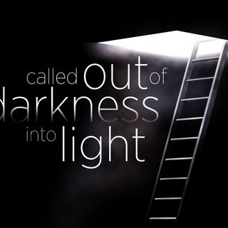 Testimony of God Calling Me From Darkness.
