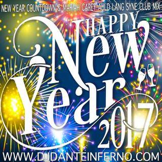 New Years Countdown 2017