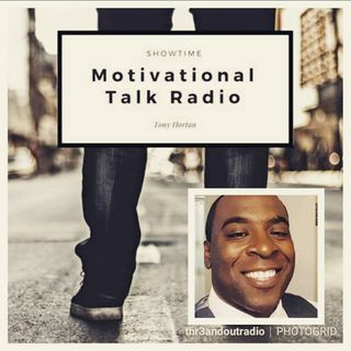 "No Pain No Gain "" Showtime Motivational talk Radio """