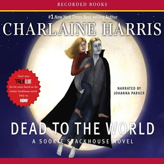 #BookReportSunday - The Sookie Stackhouse Novels - Welcome To My World (With Dom)