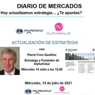 DIARIO DE MERCADOS Miércoles 14 Julio