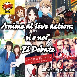Anime en Live Action: si o no? El Debate T2021