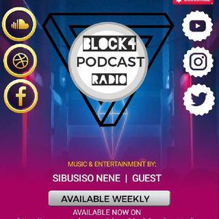 Episode 3 - Block4 PODCAST RADIO