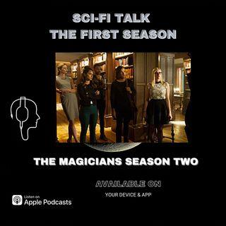 The Magicians Season Two