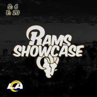 Rams Showcase - LA Rams Lookin' Good
