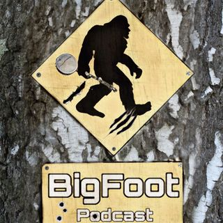 Podcast Bigfoot Beta1