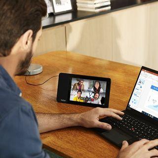 Podcast partenaire Lenovo - ThinkSmart View : le bureau 2.0, c'est maintenant !