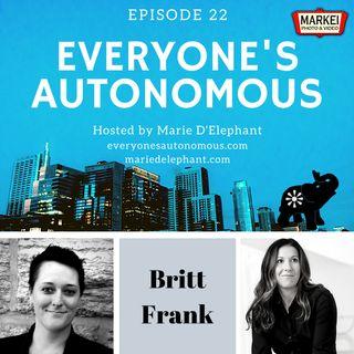 Episode 22: Britt Frank - The Greenhouse KC
