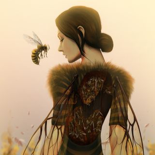 28.La Regina delle Api - Fiaba Indiana