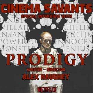 Cinema Savants - October 7, 2018 - with special guest Alex Haughey