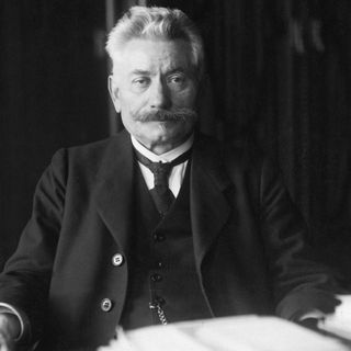 Carl Legien, Gewerkschafter (Todestag 26.12.1920)