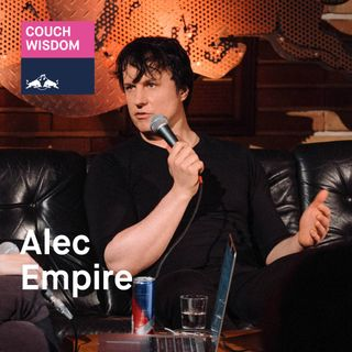 Atari Teenage Riot Founder Alec Empire