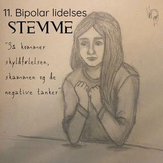 """Bipolar lidelses stemme: """"Så kommer skyldfølelsen og skammen"""""""