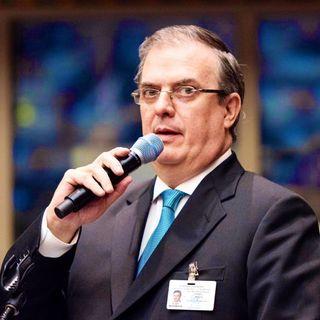 Ebrard confía que en noviembre se apruebe T-MEC
