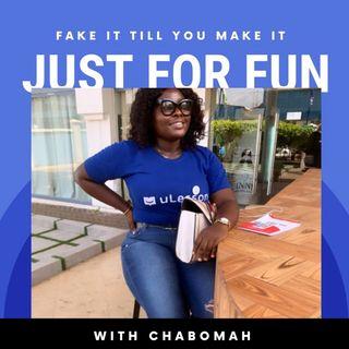 Fake it still you make it