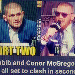 The Breakdown podcast. Ep.1. #UFC229 #ufc @TeamKhabib @TheNotoriousMMA #khabib #TeamKhabib #ConorMcGregor #Notorious