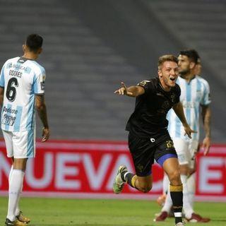 Gol de Talleres: Mateo Retegui 1-1
