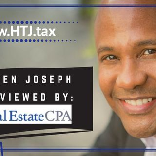 [ HTJ Podcast ] Derren Joseph Interviewed by: Real Estate CPA