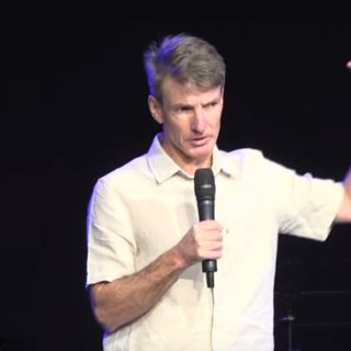 SpiritWars: Mark Johnson from The Academy of Light