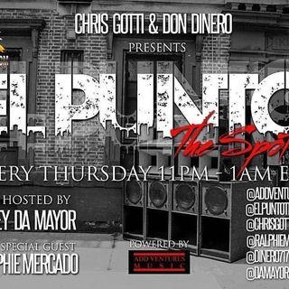 EL PUNTO THE SPOT LIL MEXICO LIGHT UPP