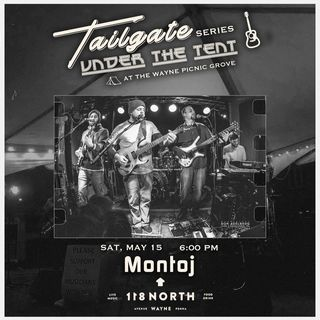 Montoj Live at 118 North Party Tent  on 2021-05-15