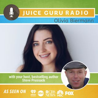 ep. 125: Liv B's Vegan on a Budget with Olivia Biermann
