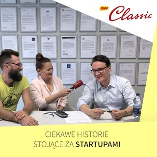 Ciekawe historie stojące za Startupami - Michał i Rahim Blak 2016