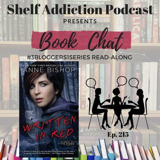215: 3B1S | Written in Red (The Others #1) Read-Along Discussion