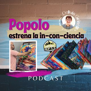 Popolo estrena su exposición In-con-ciencia