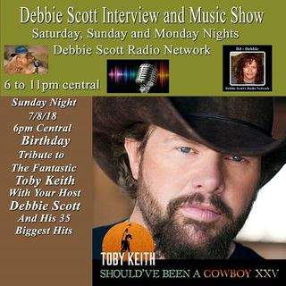 Happy Birthday Toby Keith Plus New Music !!  7-8-18
