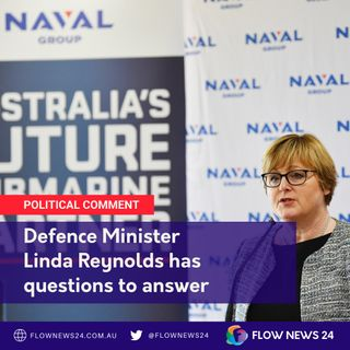 Defence Minister Linda Reynolds has questions to answer