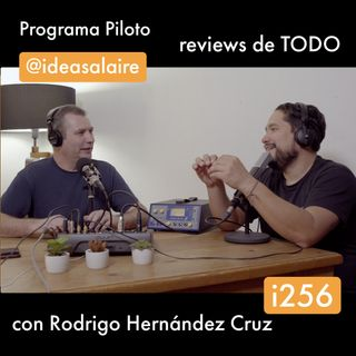 i256 Reviews de TODO - Piloto