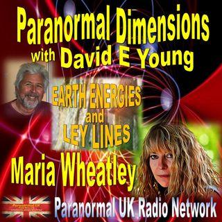 Paranormal Dimension - Maria Wheatley: Ancient Sites - 10/11/2021