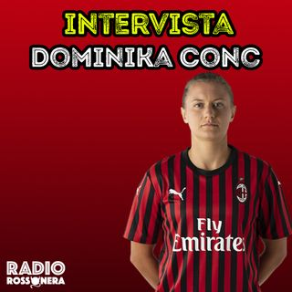 #14 Intervista a Dominika Conc